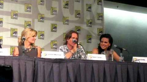 """""""Once Upon A Time"""" at Comic-Con 2011 - Part 2"""