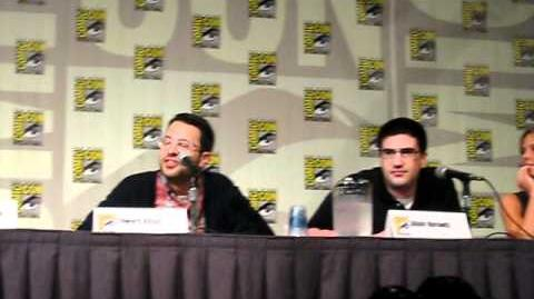 """""""Once Upon A Time"""" at Comic Con 2011 - Part 3"""