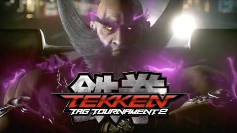 Tekken Tag Tournament 2 Jinpachi Mishima Arcade Ending