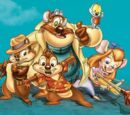Users who are Chip 'n Dale Rescue Rangers fans