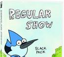 Regular Show (Un Show Más): Slack Pack
