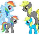 Firefly233's Pony Love Story