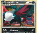 Honchkrow (HS Undaunted 15 TCG)
