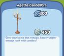 Agetha Candellbra