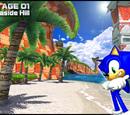Zonas de Sonic Heroes