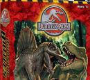 Adaptaciones de Parque Jurásico III