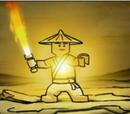 Primer maestro del Spinjitzu