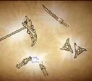 Las armas doradas