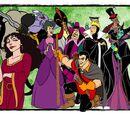 List of Disney Princess Villain Defeats