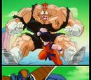 Goku vs. Fuerzas Especiales Ginyu