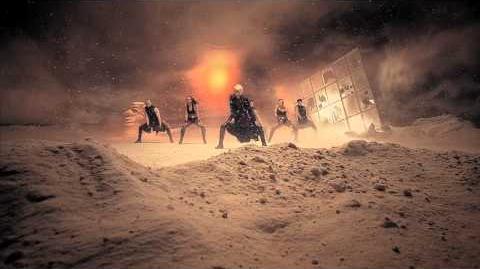 MV Dance ver JUNSU(준수) XIA(시아) TARANTALLEGRA(타란탈레그라)