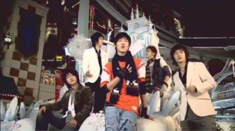 TVXQ!&Super Junior 동방신기&슈퍼주니어 Show Me Your Love MUSIC VIDEO