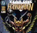 Hawkman Annual Vol 3 2