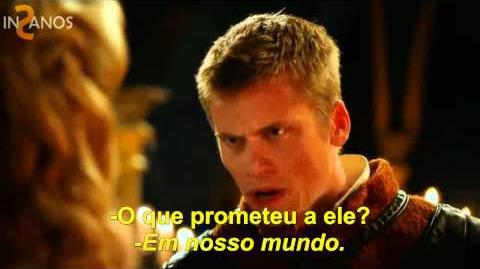 """ONCE UPON A TIME 1x04 - """"The Price Of Gold"""" PROMO Legendado"""