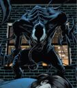 Conrad Marcus (Earth-1610) and Venom (Symbiote) (Earth-1610) from Ultimate Comics Spider-Man Vol 1 16.1 0001.jpg