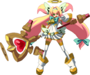 Platinum the Trinity (Sprite, Astral Heat suit).png