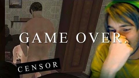 "WEIRDEST ""GAME-OVER"" EVER?! - Lucius Part 3 Playthrough"
