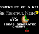 Adventure of a Witch: The Flightful Night