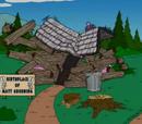 Birthplace of Matt Groening