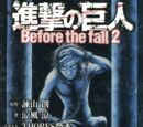 Attack on Titan: Before the Fall 2 (Novel)
