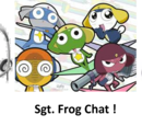 EpicOmnom/More Sgt Frog Chat coming soon!