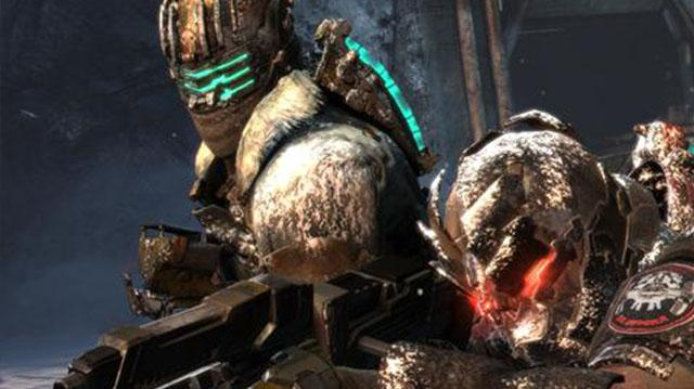 Dead Space 3 Crazy Co-op Commentary