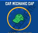 Car Mechanic Cap