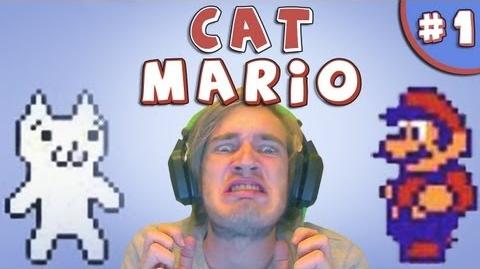 MOST FRUSTRATING GAME EVER! - Cat Mario (Syobon Action)