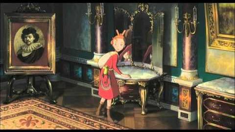 Arrietty Die wundersame Welt der Borger - Deutsch German Trailer (2011)
