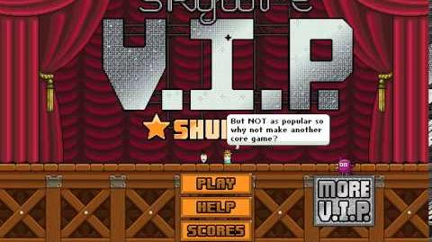 Skywire VIP Shuffle