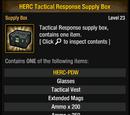 HERC Tactical Response Supply Box