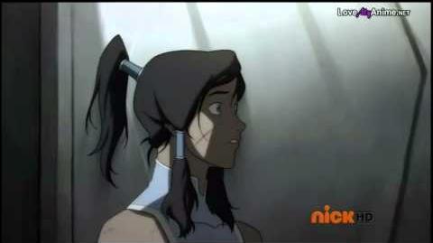 Avatar Legend of Korra - Amon vs. Tarrlok