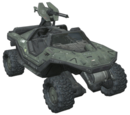 Halo Black-Out Vehicles