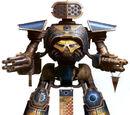 Reaver-class Titan