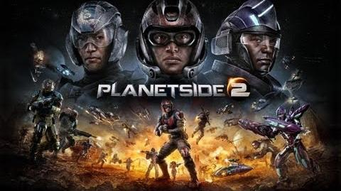 Planetside 2 The Engineer (Lots of Points and BIG ASS TEAM PLAYER!!!!)