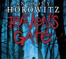 Raven's Gate- The Graphic Novel