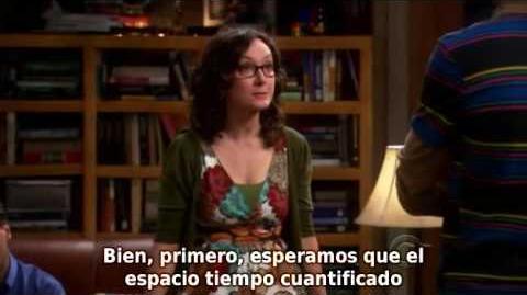 Sheldon contra Leslie Teoría de Cuerdas vs. Gravedad Cuántica de Bucles...
