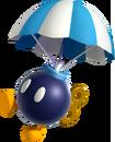 Para-bomb, New Super Mario Bros. U.png