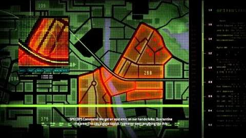 Operation Raccoon City cutscenes