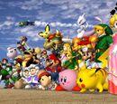 Список персонажей серии игр Super Smash Bros.