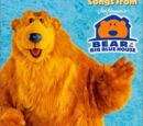 Songs from Jim Henson's Bear in the Big Blue House