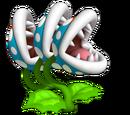 Blue Piranha Plant