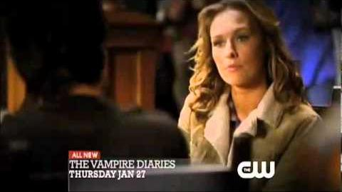 PROMO 3 The Vampire Diaries - The Descent (2x12) - Legendado