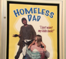Homeless Dad