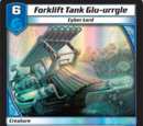 Forklift Tank Glu-urrgle