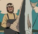 Yūsuke's Father (Naruto)