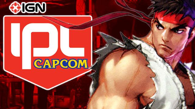 IGN News Capcom's Street Fighter Coming Exclusively to IPL 2013