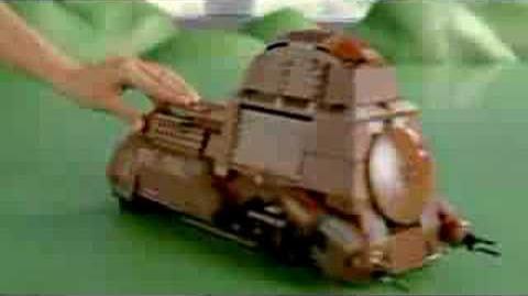 Lego Star Wars MTT Commerical