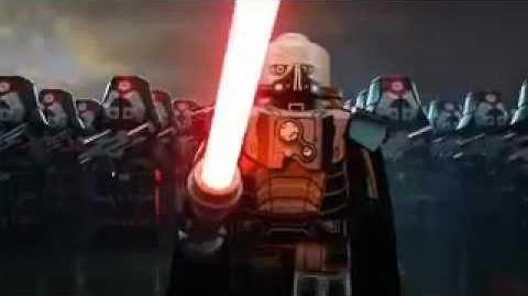 2012 LEGO Star Wars Interceptor