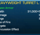 Heavyweight Turret